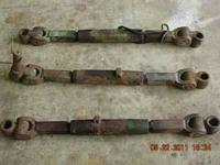 I HAVE 3 LARE JOHN DEERE THIRD ARMS FOR SALE THEY ARE A