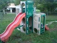 Large Little Tikes Climber in excellent condition. $125