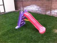 Large Little Tikes Slide $30, call or text  Location: