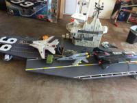 I have for sell a large collection of Gijoe toys for