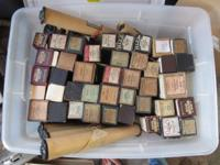 Large lot of player piano rolls. Included in this lot