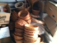 I am selling a large lot of close to 100 wicker