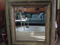 Looking to sell this huge mirror, its in perfect