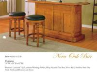 SALE ON NOVA OAK BAR - $1399.    THE PREVIOUS PRICE ON