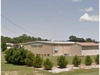 This large 6000 square foot office and warehouse has a