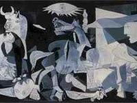Large Picasso Abstract Art First $20 takes it Call or