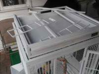 FOR SALE - LARGE BIRD CAGE WE USED IT FOR A COCKATIEL -