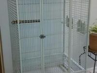 I have this large cage to sell.its too huge for my