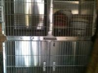 I'm selling a brand new large petmate trainer kennel