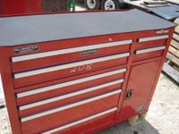 I have a brand new roll around tool cabinet , top box
