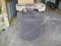 i have a large roll of chicken wire for sale, in very