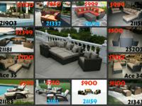Storehouse place wicker outdoor patio furniture sale.