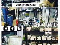 Large selection of used grow equipment at Grow Depot!