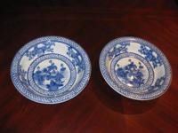 Beautiful large serving bowls/platters.