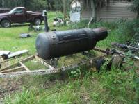I have a large Smoker/Grill on a trailer. Tires