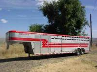 Nice 1998 Sooner stock trailer (we used it for horses).