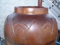 Lovely, huge terra cotta Pottery. This piece is