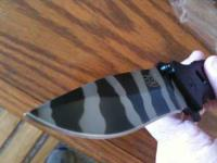Brand new in the box, never carried, folding knife made
