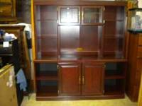 Very large Wall Unit in great condition Please contact