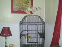 I have a large, three story level wire chinchilla cage