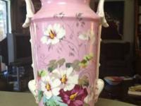 English Victorian vase over 100 years old. Bought in