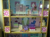 I am selling a large Barbie house. It is three levels