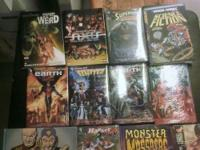 Topic: Graphic Novels Type: Story Books For sale: large