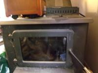 Englander Wood Pellet Stove Heater - $800 OBO - rated