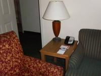 We have a large variety of used hotel lamps that are in