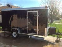 I purchased this trailer new from the manufacturer in