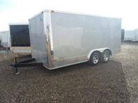 Stock 19352 Type Code CTST Type Enclosed Car Trailer