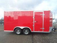 Stock 19460 Type Code CTST Type Enclosed Car Trailer