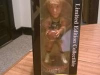 Limited edition collectible Larry Bird bobble head