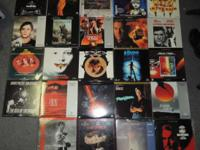 LASER DISC Collection LOT of 24 Special Limited
