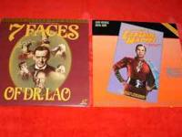 LASER DISC FOR SALE, NEW LISTINGS* SERIOUS INQUIRES