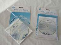 GE Laser Lens Cleaner, New - Never been opened, For CD