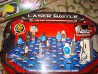 In Box Laser Battle the Art of Laser Warfare Xmas item