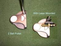 SWING PLANE,CHIPPING AND PUTTING LASER GOLF TRAINER