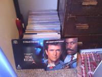 Here is what u get. 140 laserdisk films in wonderful