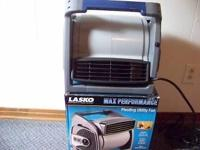 BRAND NEW IN BOX, NEVER USED, LASKO MAX PERFORMANCE