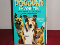 Classic Collector's Set of dogs and more dogs.  Boxed