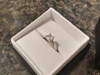LAST CHANCE FOR THIS BEAUTY !! PRINCESS CUT CZ