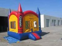 ******* Last minute bouncer rentals at discounted