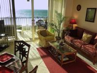 We have 3 fully equipped beachfront condos, located in