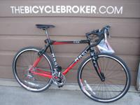 Here is a brand new, never ridden 2013 Masi CXR. It's