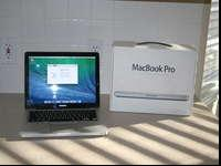 "645 OBO This is a Late 2011 Macbook Pro 13"" one owner."
