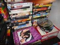 I HAVE FOR SALE A VARIETY OF DVD MOVIES AND BLU-RAY