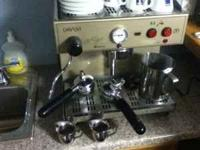 Espresso-Latte Coffee Maker 1000.00 or best offer.