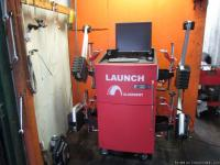 2011 Launch X-631 Computerized Wheel Alignment Machine,