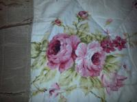 Laura Ashley Lifestyles queen sized home rose with